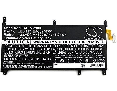 Bateria : LG G Pad X 8.3  VK815  V520  G Pad X 8.0 LTE V522