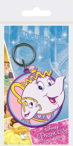 Amazon.com: Disney Beauty and The Beast-Mrs. Potts and Chip ...