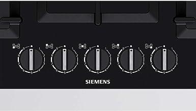 Siemens EP7A6QB90 Placa (integrado, encimera de gas, hierro ...