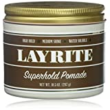 Layrite (LAYRU) Layrite Superhold Pomade, 10.5 Oz, 10.5 ounces
