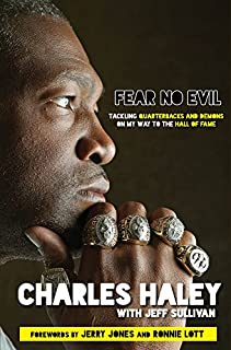Book Cover: Fear No Evil: Tackling Quarterbacks and Demons on My Way to the Hall of Fame