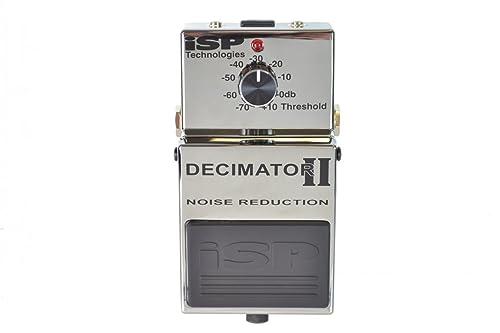 Isp Technologies Decimator Ii Noise Reduction Pedal