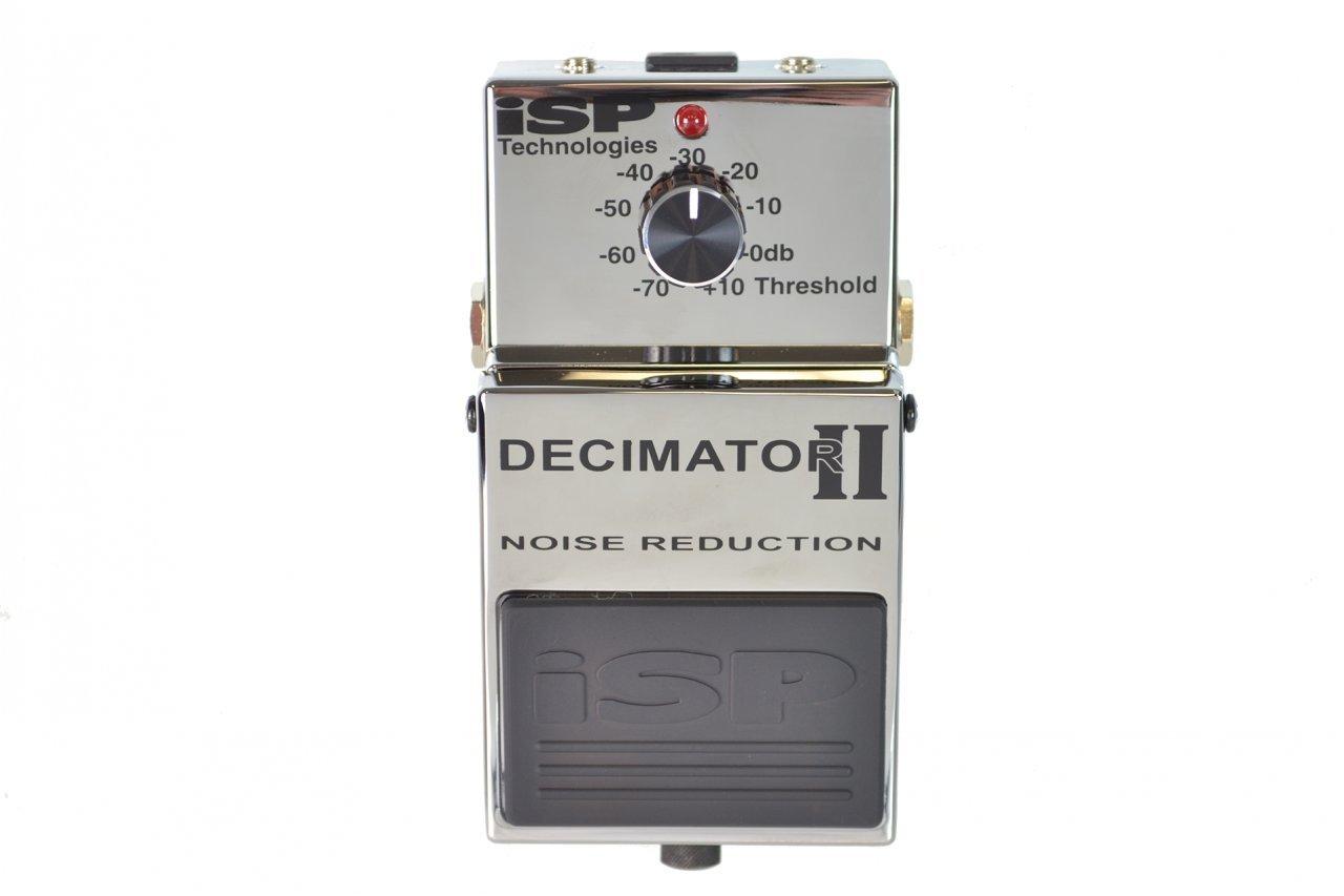 ISP Technologies Decimator II Noise Reduction Pedal - (New)