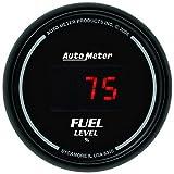 Auto Meter 6310 Sport Comp Digital Black 2-1/16