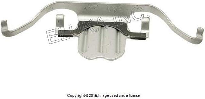 Brake Pads Front Left Front Right E36 E46 E85 E86 Z3 M3 M3 3.2 M3 Z4 M3.2 Z4 M3.2 Z3 M3.2 BMW Retaining Clip