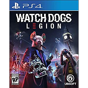 Watch Dogs Legion – PlayStation 4 Standard Edition