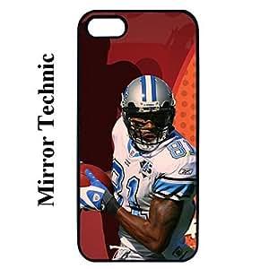 Best Durable Case For Iphone 5/5s Calvin Johnson, Detroit Lions