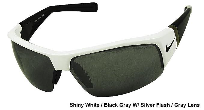 e779ea64cb4f Nike Mirrored Wrap-Around Unisex Sunglasses - (Nike Sq Ev0560 107 67 ...