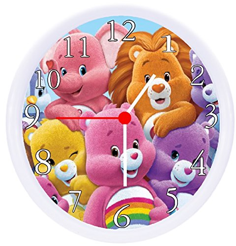 Quartz Care Bears Wall Clock
