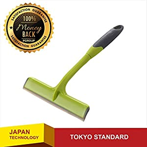 JapanX Car Wash Window Cleaning Magnet Brush Spray Airbrush Glass Wiper Magnetic Home Window Brush Cleaner Car Window Wizard Washing Tool - Car Window Windshield Small Car Dust for Interior Wipe Tools