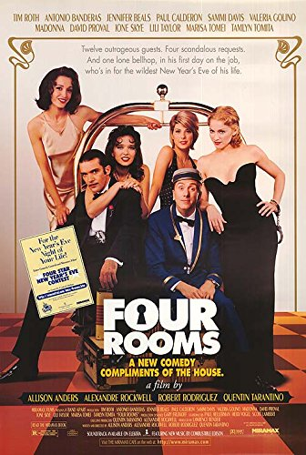 Four Rooms - Authentic Original 27