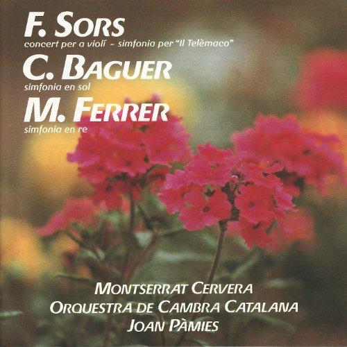 Sors: Concert per a Violí Simfonia per