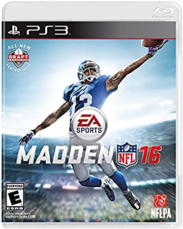 EA Sports Madden NFL 16 - PS3