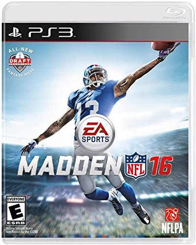 Madden NFL 16 - PlayStation 3 by Electronic Arts