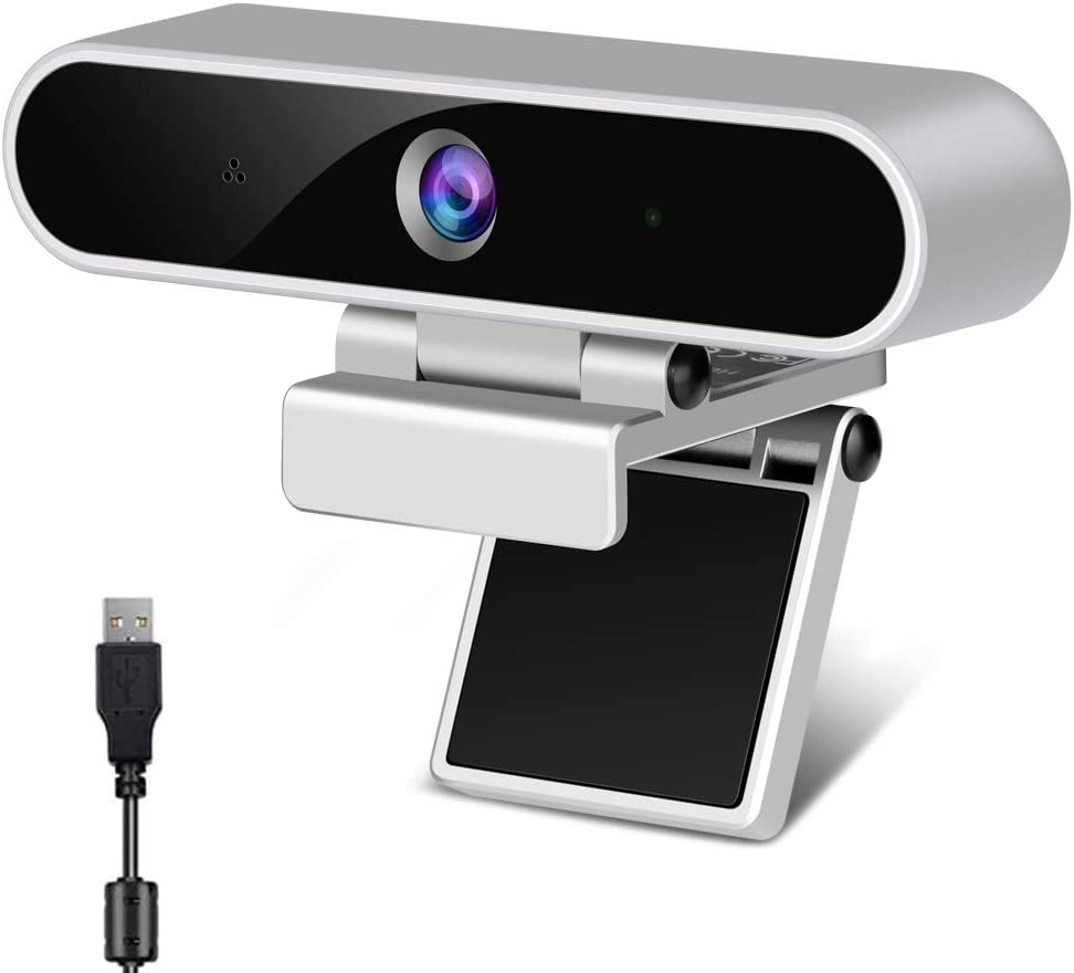 LifBetter Plug and Play USB Webcam for PC