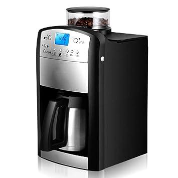 Shisky Máquina de café de molienda fresca de modo totalmente automático Máquina de doble uso de harina de soja hervida Mini-máquina doméstica comercial: ...
