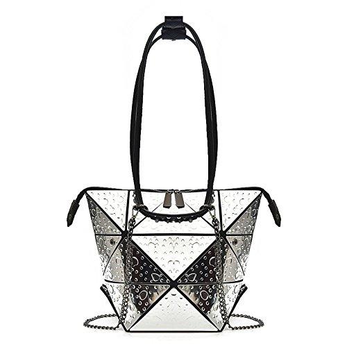 Provisions bag Femmes à Women's Lingge Occasionnels Chaînes ZLL Silver Des Sacs à Sacs Main qP5YH