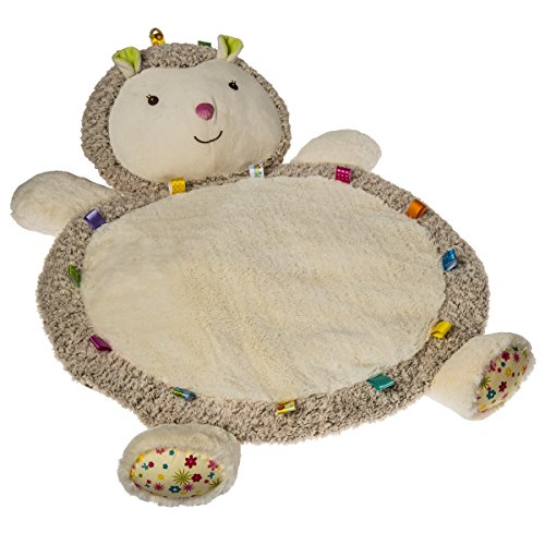 Taggies-Petals-Hedgehog-Babymat