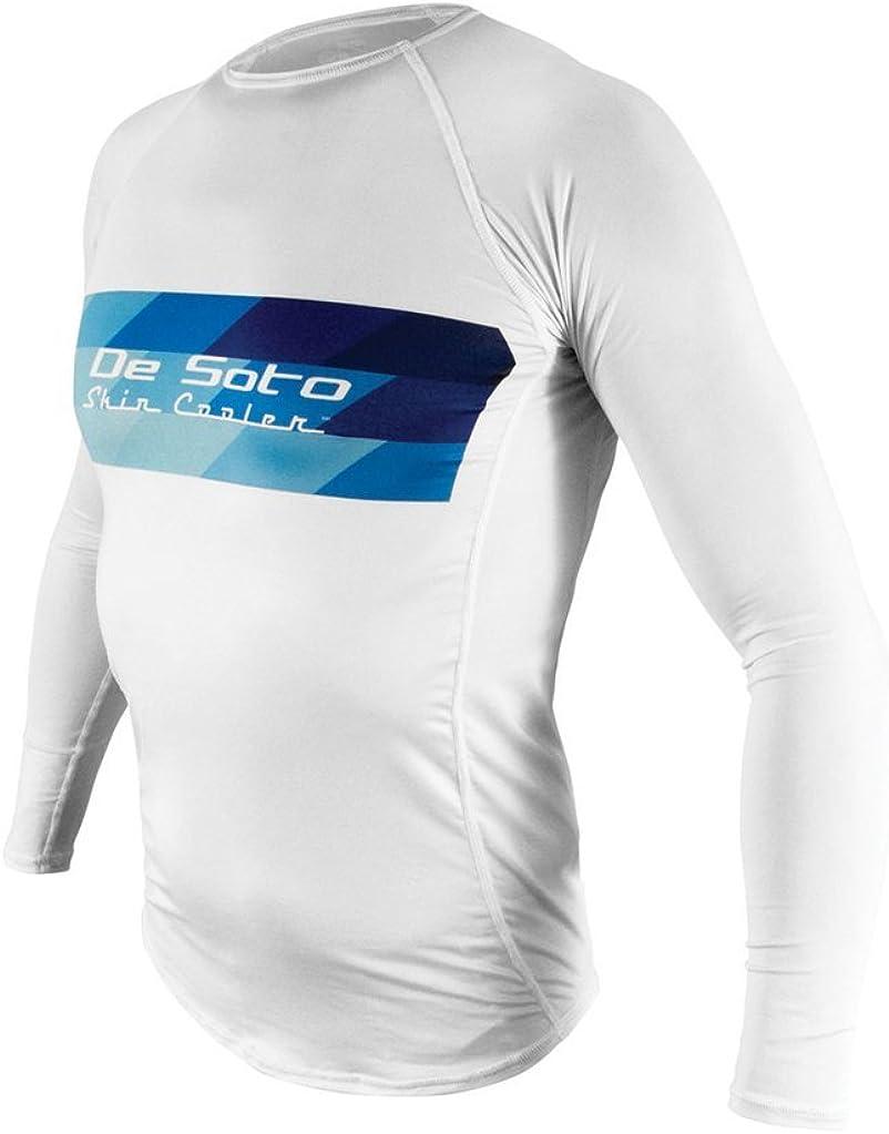 De Soto Skin Cooler Long Sleeve Top - LSSC- 2021