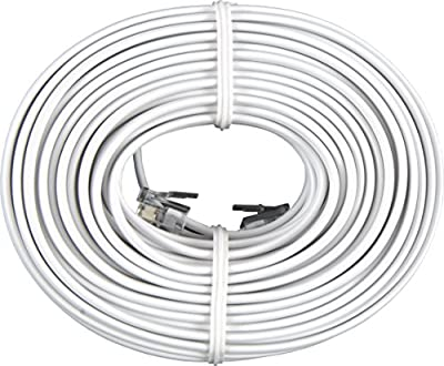 GE Line Cord (White)