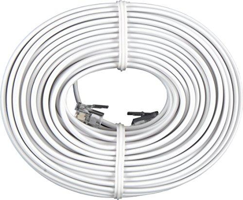 GE 76530 Line Cord White