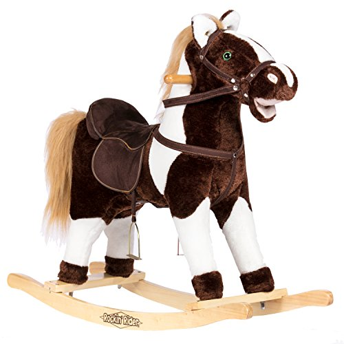 (Rockin' Rider Tex Rocking Horse Toy)