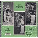 Verdi: Aida (Milan 7 December 1956)