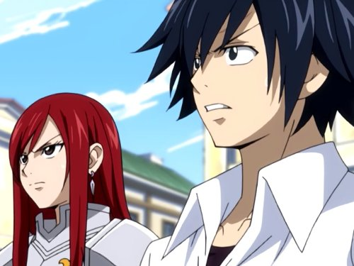 fairy tail episode 1 - 5
