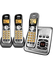 Uniden DECT 1735 + 2 - DECT Digital Phone System with Power Failure Backup^