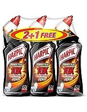 Harpic Toliet Cleaner Liquid Power Plus Original, 750ml (2&1)