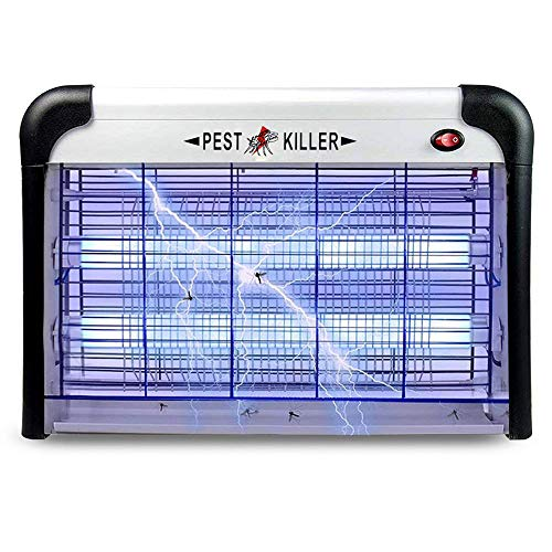DricRoda Electric Bug Zapper with 20W Light, Mosquito Zapper Fly Catcher for Home, Kitchen, School, Resturant, Hospitals, Power Saving (2019 Upgraded)