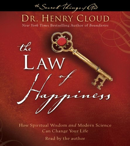The Law of Happiness: How Spiritual Wisdom and Modern Science Can Change Your Life (The Secret Things of God) by Simon & Schuster Audio