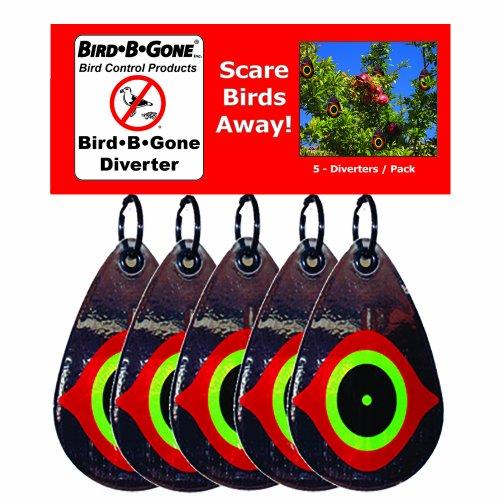 Bird Gone Reflective Scare Diverter