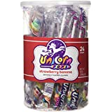 Unicorn Mini Lollipop, 24 Count