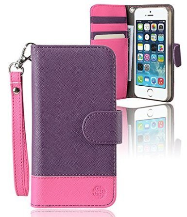 monsoon NAPLES Wallet Case Cover for Apple iPhone 6 6s (4.7