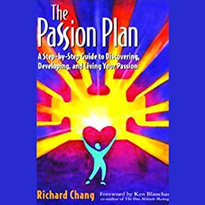 The Passion Plan Audiobook