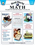 Real-World Math Grades 1-2, Susan Carroll, 1594410526