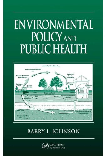 Environmental Policy and Public Health Pdf