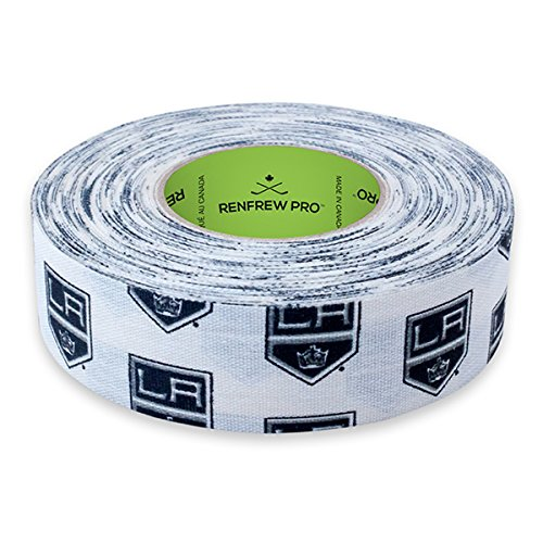 Renfrew NHL Team Cloth Hockey Tape (L.A. Kings) (La Kings Hockey)