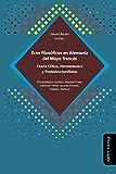 img - for Ecos filos ficos en Alemania del Mayo franc s: Teor a Cr tica, Hermen utica y Postestructuralismo (Spanish Edition) book / textbook / text book