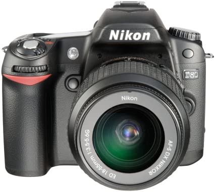 Nikon D80 + AF-S DX Zoom-Nikkor 18-135mm f/3.5-5.6G IF-ED (7.5X) + ...