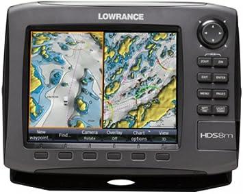 Lowrance HDS-8m Gen2 Chartplotter: Amazon.es: Electrónica