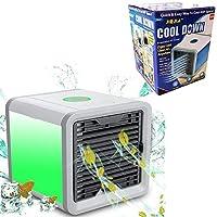 Climatizador Ventilador Ar Agua Cool Cooler Gelado Luminaria (888675)