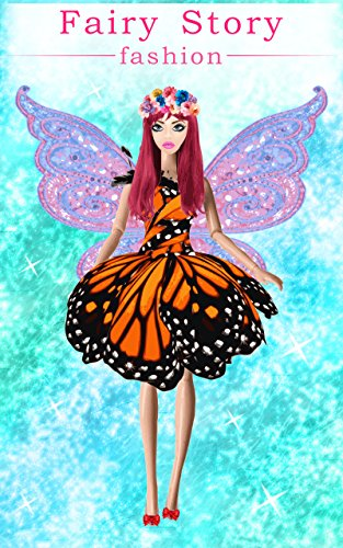 Story of Fairy doll Flora - with adorable pictures of fairy tale: Cute story for kids, girls will love it