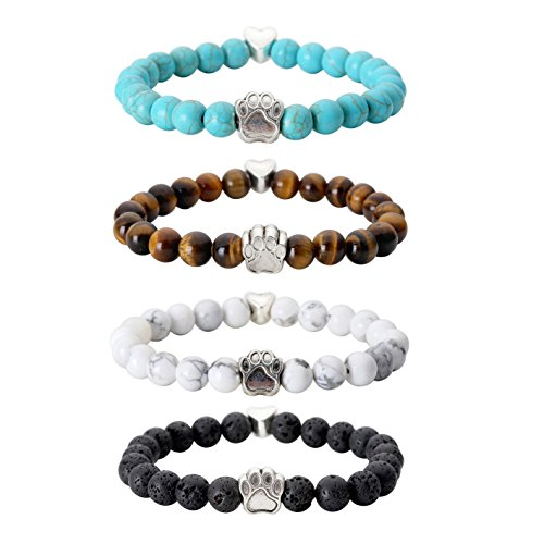 Top Plaza Semi Precious Gemstones Bracelets