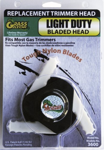 Grass Gator 3600 Weed I Light Duty Bladed Replacement Trimmer Head by Grass Gator