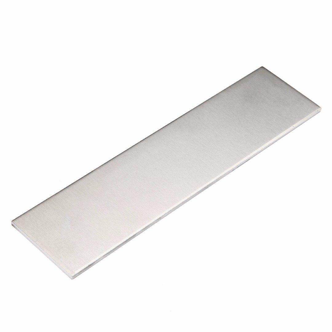 Alublechstreifen Flachstange Alu Flat Bar Blech Platte 200 x 50 x 3mm