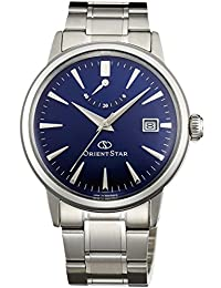 ORIENT Men's Watch ORIENT STAR Classic Power Reserve Mechanical Automatic (with manual winding) Royal Blue WZ0371EL