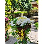 BEGONDIS-Artificial-Rose-Flowers-with-Rattan-Base-149-Fake-Silk-Floral-Arrangement-for-Home-Office-Decorations-Wedding-Table-Centerpieces-Indoor-Outdoor-White