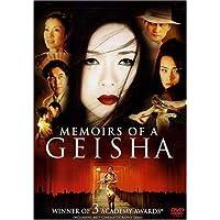 Memoirs of a Geisha (Single Disc Version) (Sous-titres français) [Import]